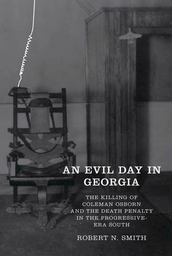 An Evil Day in Georgia book cover