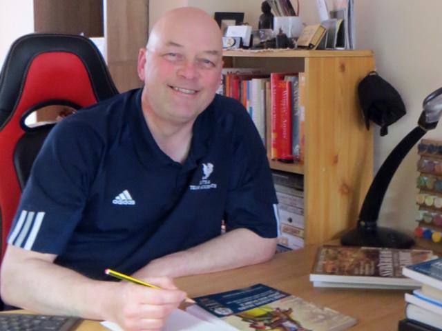 Robert Neil Smith Author