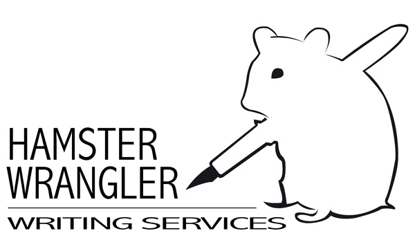 Hamster Wrangler Writing Services Logo